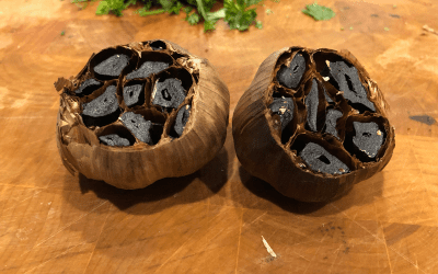 Learning about Black Garlic